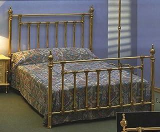 DECORACIÓN BELTRÁN Lits en laiton et têtes de lit: modèle BORDEAUX.