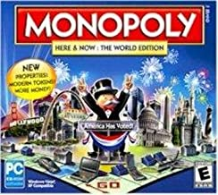 Monopoly Here & Now