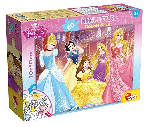 Lisciani Giochi Puzzel Prinsessen 60 stuks. 60 piezas
