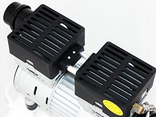Starkwerk SW 325/8  Flüster Silent Druckluft Kompressor Ölfrei - 4