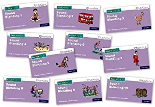 Read Write Inc. Phonics: Sound Blending Books - Mixed Pack of 10 (1 of each)