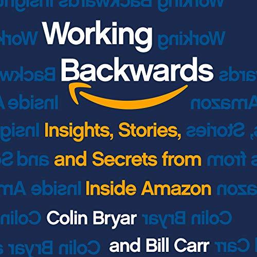 Couverture de Working Backwards