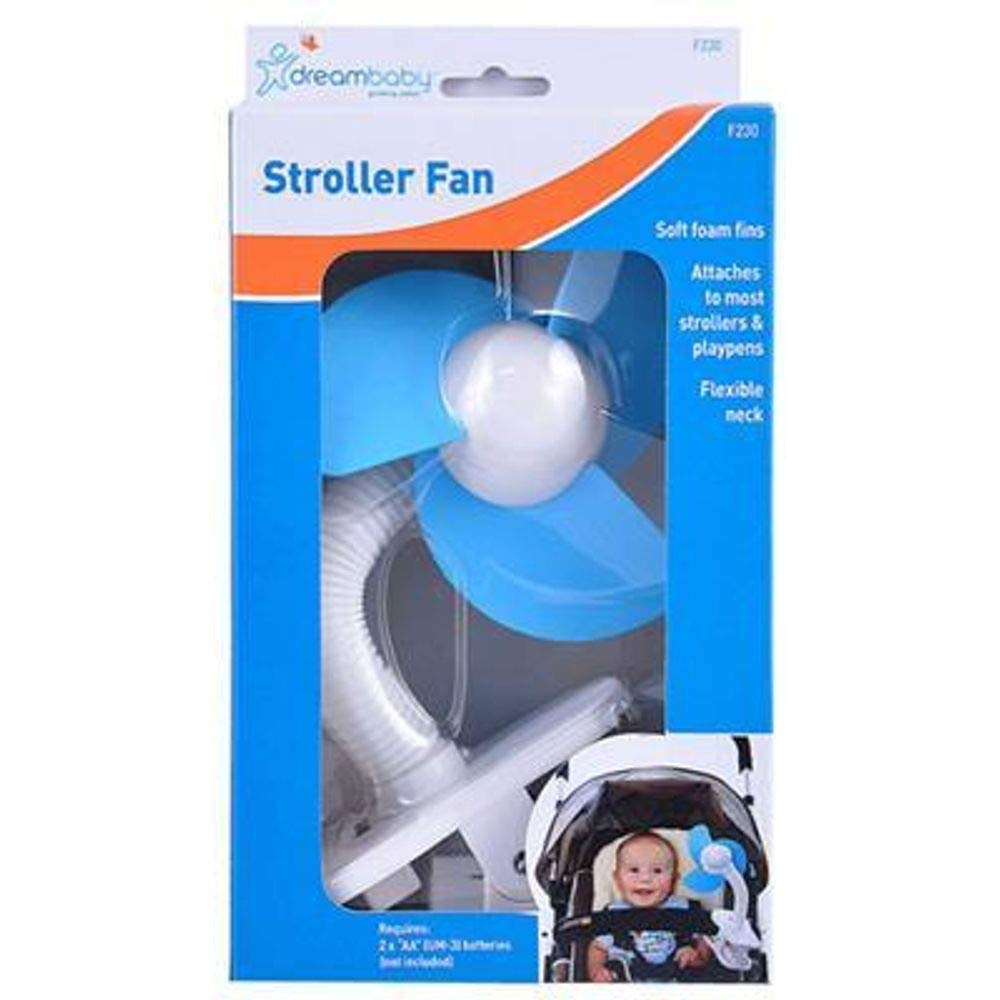 Foam Tipped Stroller Fan