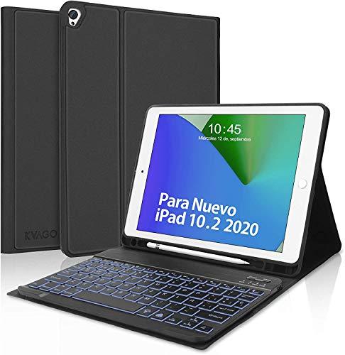 Teclado con Funda para iPad Air 2, Oro Rosa