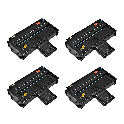 Kompatible Toner Cartridge Ersatz für Ricoh SP200C, High Yield Arbeit mit SP 200 201 200 N 210 212Nw 202SF 201SF 200SF 202S 201S 200S mit Chip 4black