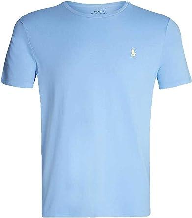 Polo Ralph Lauren camiseta hombre mod. 710-671438 Celeste ...