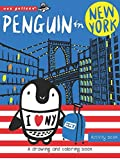 Penguin in New York (Wee Gallery) [Idioma Inglés]