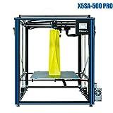FVE TRONXY X5SA-500 PRO Stampante 3D di alta precisione Kit fai-da-te Autoassemblaggio Formato di stampa grande 600 x 500 x 500mm Supporto Rilevamento di esaurimento del filamento di autolivellamento