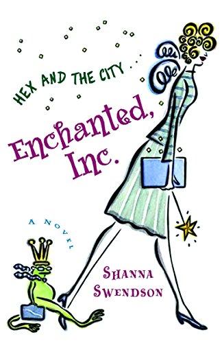 Enchanted, Inc.: Enchanted Inc., Book 1の詳細を見る
