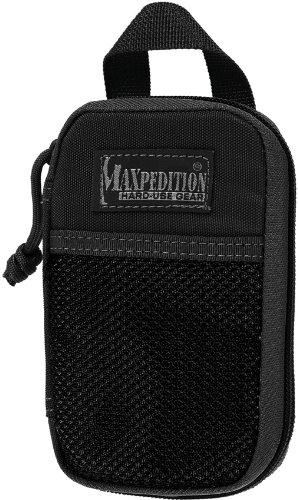 Maxpedition MX262B, Zaino da Escursionismo Unisex – Adulto, Nero, Taglia Unica