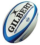 Gilbert Dimension Ballon d'entraînement rugby Bleu Taille 5