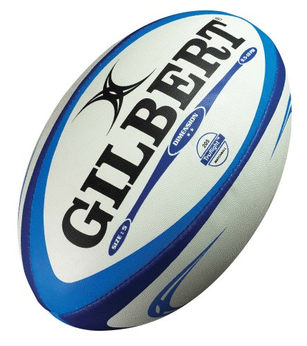 Gilbert Rugby Wettkampf Ball Dimension Gr.5