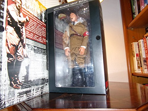 Price comparison product image Leaders of WWII - 1 / 6 Scale Adolph Hitler Action Figure (Museum Quality)
