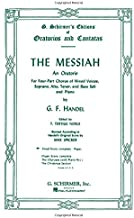 handel's messiah choral music