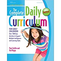 The Complete Dailyカリキュラムfor Early Childhood Publisher : Gryphon House
