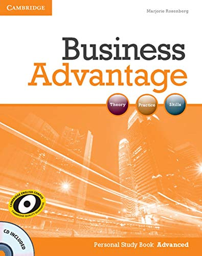 Business Advantage C1-C2: Advanced. Personal Study Book with Audio CD