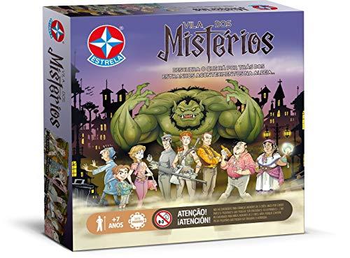 Vila Dos Mistérios, Brinquedos Estrela, Multicor