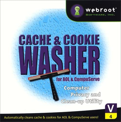 Cache Cookie Washer For AOL Compuserve 4 0 product image