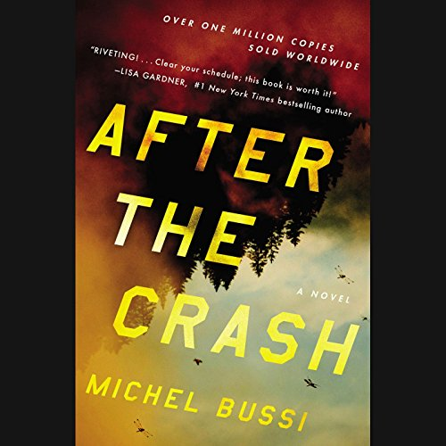 After the Crash audiobook cover art