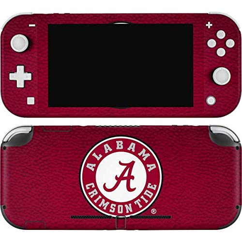 Skinit Decal Gaming Skin Compatible with Nintendo Switch Lite - Officially Licensed College University of Alabama Seal Design