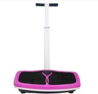 High quality Full Body Vibration Plate Exercise Fitness Machine, Portable with Remote Fitness Equipment (Color : 1)