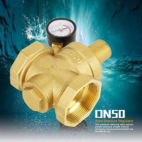 Reductor de presión, regulador de presión de latón, reductor de presión de agua para el hogar
