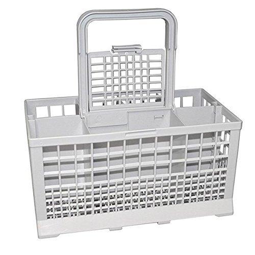 Cestello posate universale per stoviglie lavabile in lavastoviglie 60 cm di larghezza - Dimensioni: 235 x 136 mm