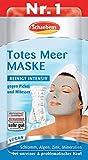 Máscara de barro del Mar Muerto de Schaebens, contra espinillas y espinillas, 10 unidades con 15 ml cada una, para 10 aplicaciones, para todo tipo de pieles