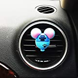 Jiandong Profumo dell'automobile Deodorante Topolino Disney Cartoon Vent Fragrance clip silice Gal Carino Auto Accessori auto Solid sapore fresco (Color Name : SD)