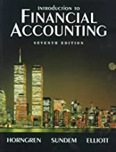 Introduction to Financial Accounting (7th Edition)