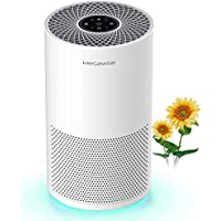 Megawise Asthma Pets Odors Smoke Dust Ozone Free Smart Air Purifier