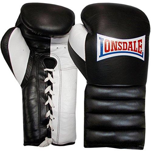 Lonsdale Barn Burner Guantes de Boxeo con Punta, Todo el año, Unisex,...