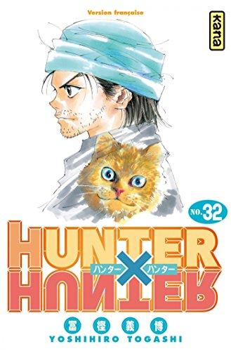 Hunter X Hunter - Tome 32