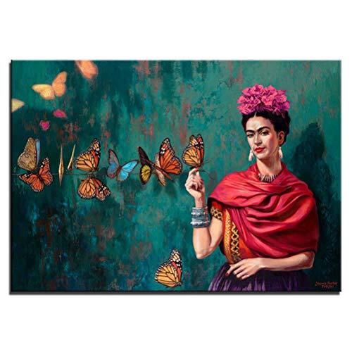 cuadro frida kahlo de la marca AIBJ-art