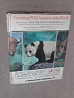 Vanishing wild animals of the world, 0718207696 Book Cover