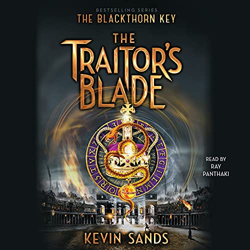 The Traitor's Blade Audiobook By Kevin Sands cover art