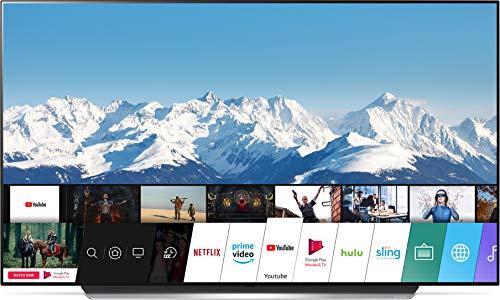 LG OLED55CX9LA 139 cm (55 Zoll) OLED Fernseher (4K, Dual Triple Tuner (DVB-T2/T,-C,-S2/S), Dolby Vision, Dolby Atmos, Cinema HDR, 100 Hz, Smart TV) [Modelljahr 2020] - 9