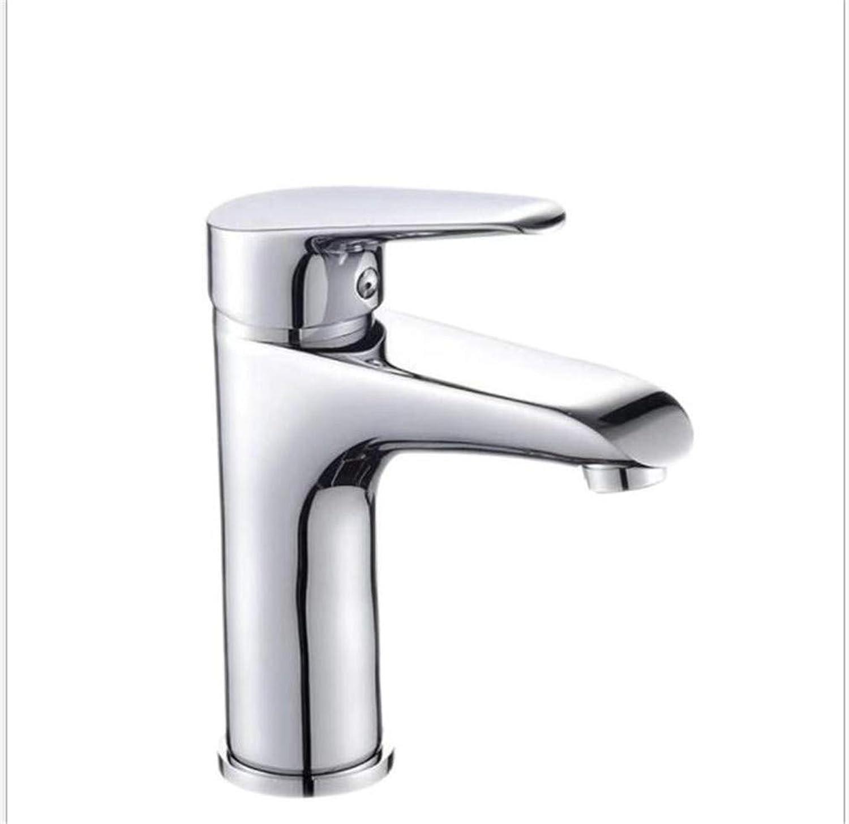 Bathroom Sink Basin Lever Mixer Tap Hot and Cold Single-Face Basin Faucet Bathroom Counter Basin Faucet