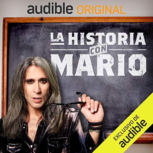 Diseño de la portada del título La Historia con Mario