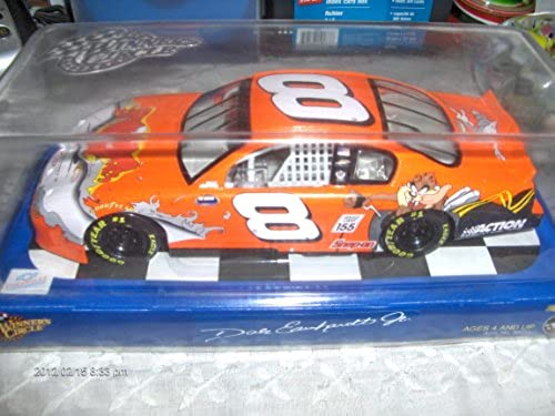 Winners Circle Dale Earnhardt Warner Brothers Racecar 1 24th Scale