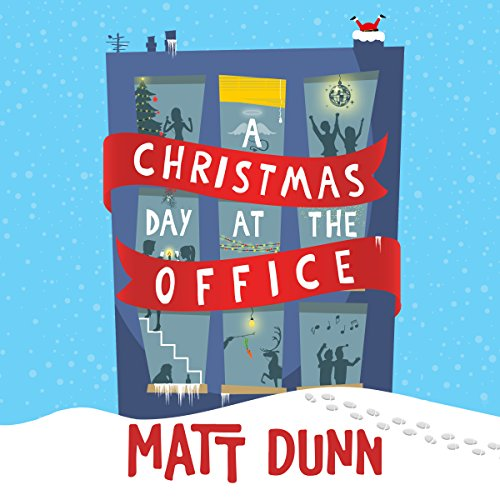 A Christmas Day at the Office cover art
