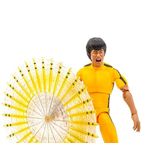 Bruce Lee (Yellow Jumpsuit Version) Select Action Figure