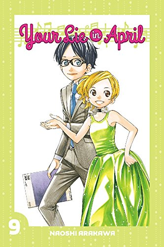 Your Lie in April Vol. 9 (English Edition)