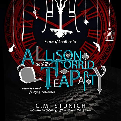 Couverture de Allison and the Torrid Tea Party