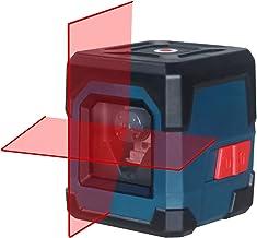Laser Level, Cross Line Laser with Measuring Range 50ft, Self-Leveling Vertical and..