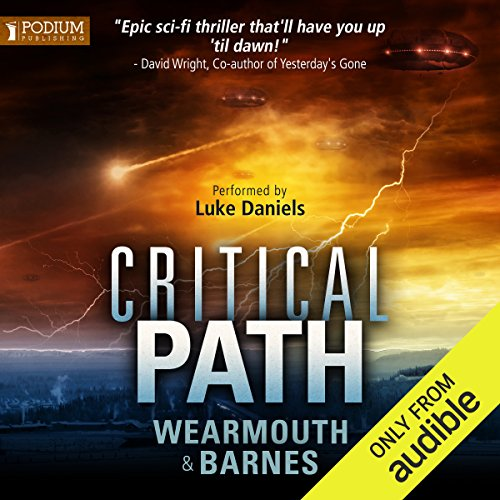 Critical Path audiobook cover art
