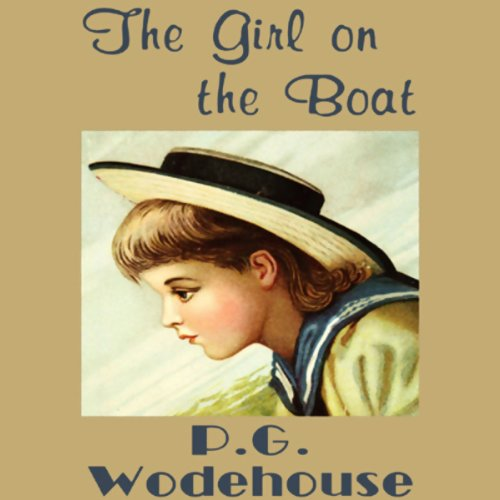 The Girl on the Boat  cover art