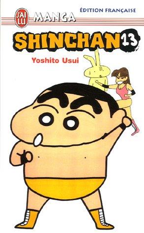 Shin-chan, Tome 13 : (J