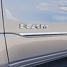 Dawn Enterprises CBM-300-5253-5455 Chrome Body Molding Compatible with Dodge Ram, Ram 1500