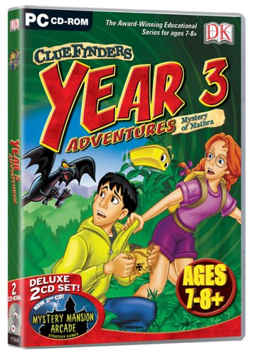 Cluefinders Year 3 Adventures (Ages 7-8) [Import]